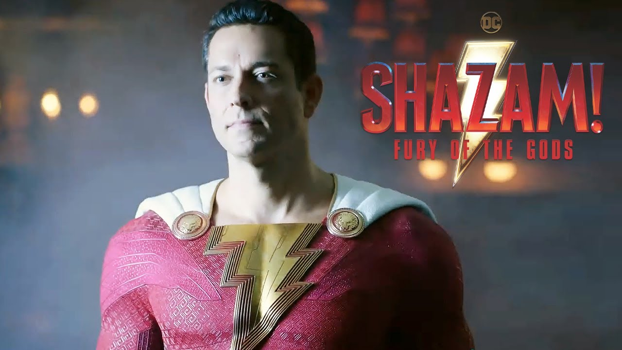 Download Shazam 2 Trailer Black Adam and Justice League Easter Eggs
