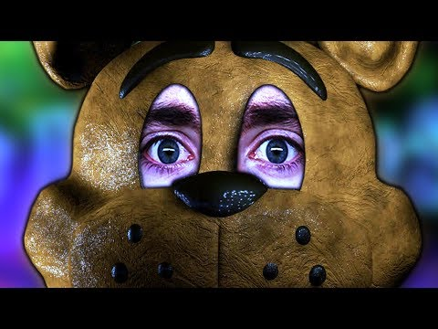 PERFORMING AS AN ANIMATRONIC?!    FNAF The Brightest Star
