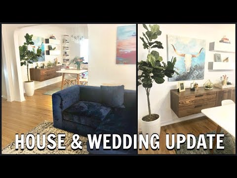 WEDDING & HOME UPDATE QUICK CHIT CHAT