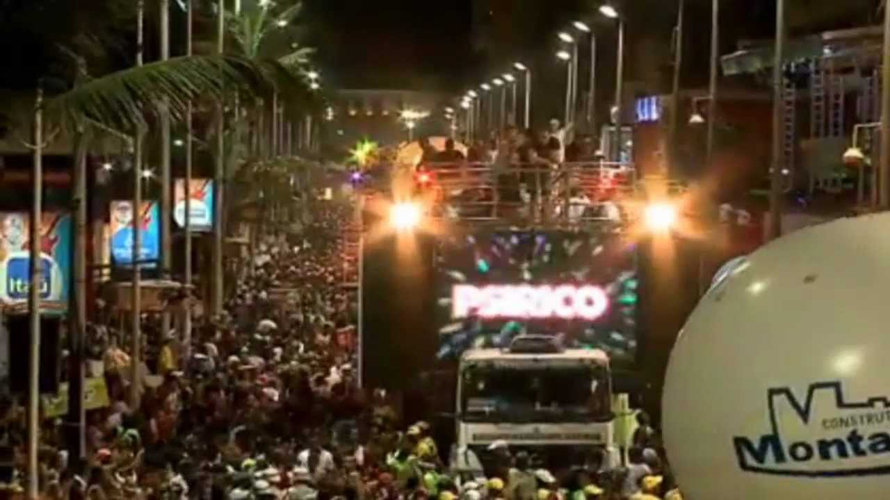psirico no carnaval de salvador 2013