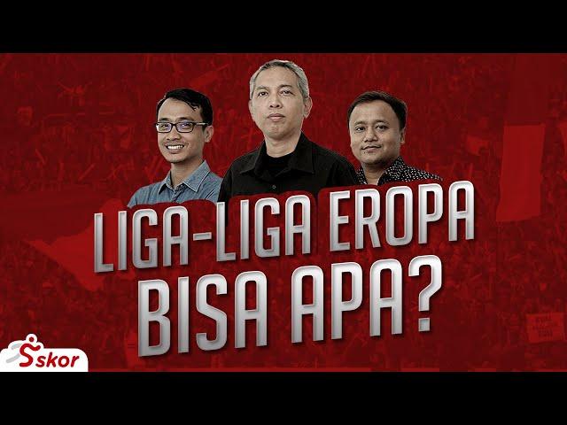 ALTERNATIF AKHIR LIGA-LIGA EROPA -SKORSHOW
