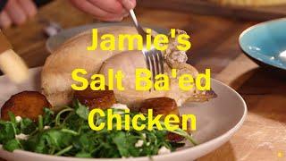 Jamie&#39s Salt Ba&#39ed Chicken  SortedFood Highlight