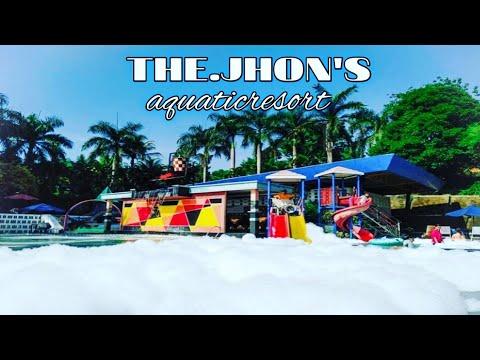 """the-jhon""""s-cianjur-aquatic-resort-wisata-&-malam-tahun-baru-2019-2020"""