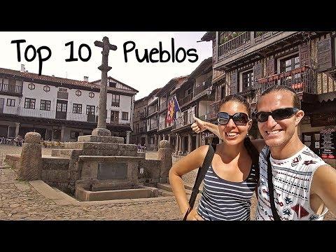 Top 10 pueblos Castilla y León: Salamanca, Burgos, Segovia, Soria, Valladolid... | España