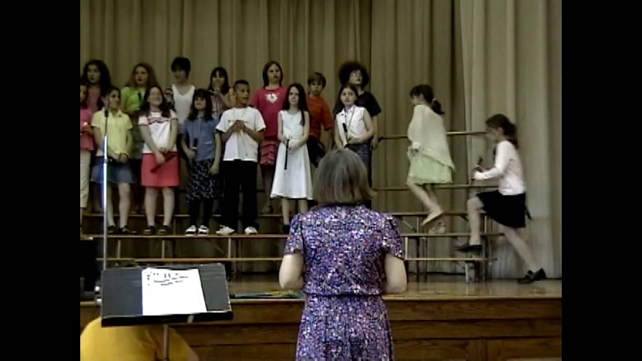 Mooers Elementary Spring Program  5-19-05