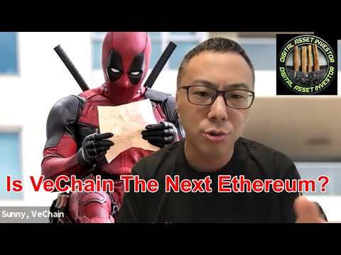 Vechain CEO Interview With Announcement : Ethereum , XRP , Ripple And Coinbase Discussion
