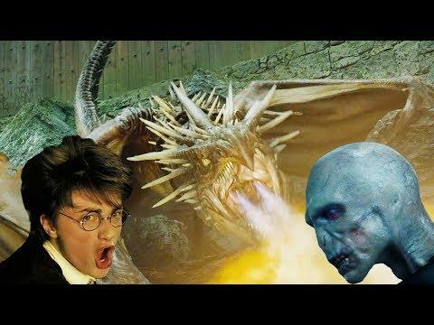 用10年才能看完的奇幻巨制影片《哈利波特》,一口气先看它5年的!