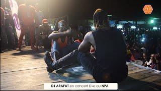 Dj Arafat En concert Live au NPA live 2016 (résumé)