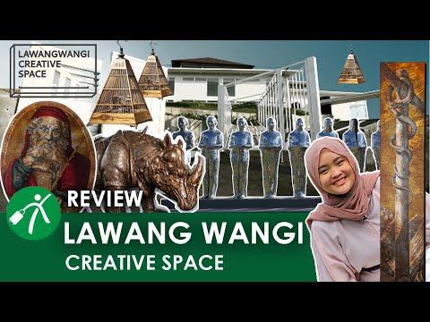 Keluyuran ke Lawangwangi Creative Space, Aesthetic Banget!