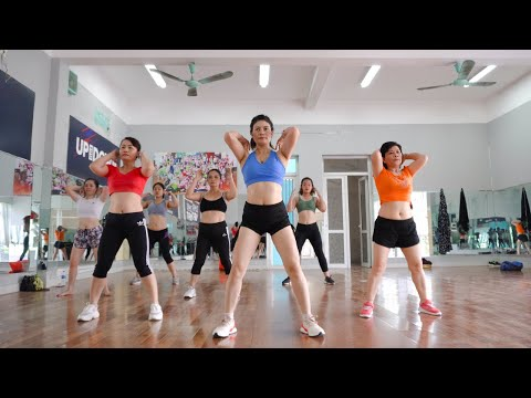 Fat Burning Aerobic Workout (Once a Day) | Eva Fitness