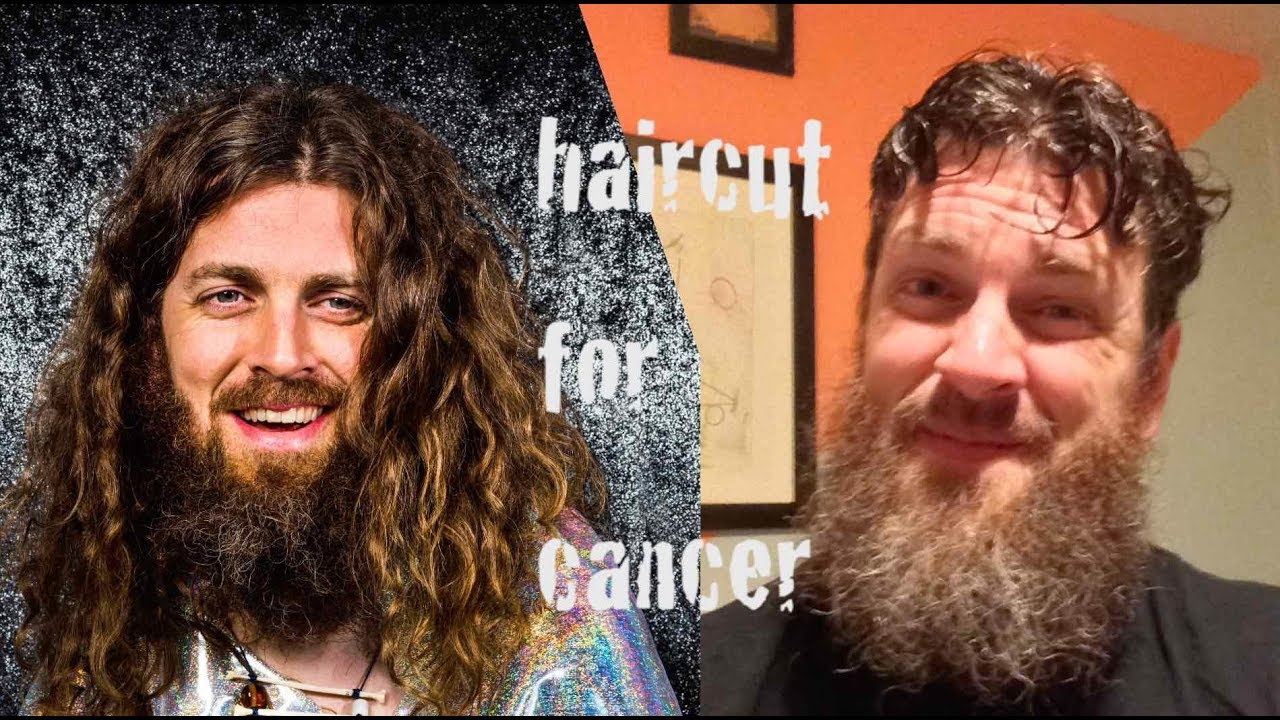 Seth Gets A Haircut For Cancer Youtube