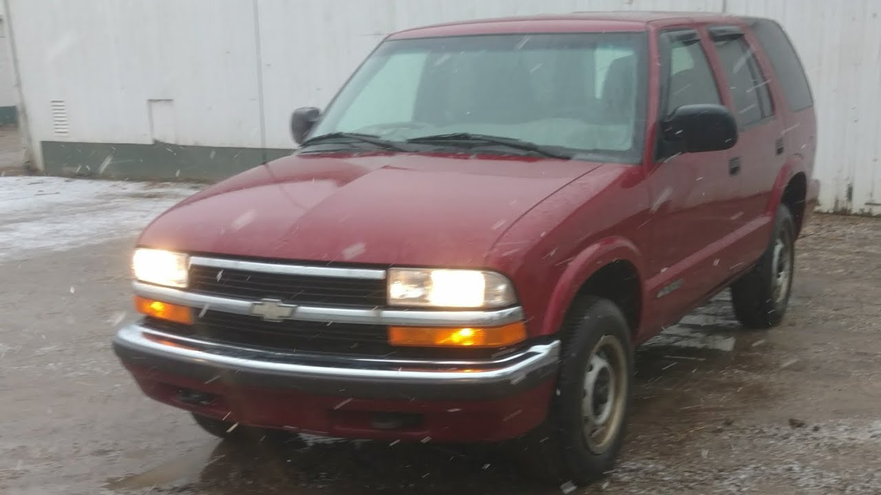 99 Chevy Blazer Daytime Running Lights Disabled