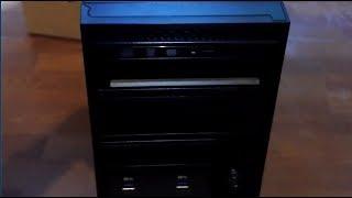 Lenovo ThinkServer TS150 Enterprise SATA Hot Swap Hard Drives Tower Server PC full look