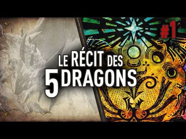 LE RÉCIT DES 5 - #1 Histoire de MH
