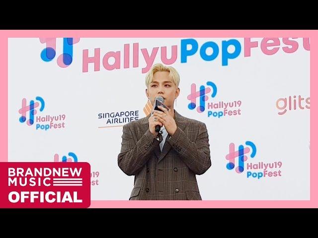 [#칸토는지금] 칸토(KANTO) in Singapore #HallyuPopFest2019