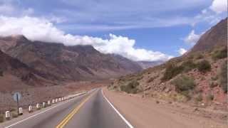 Viagem pela Argentina - Ruta Nacional 7