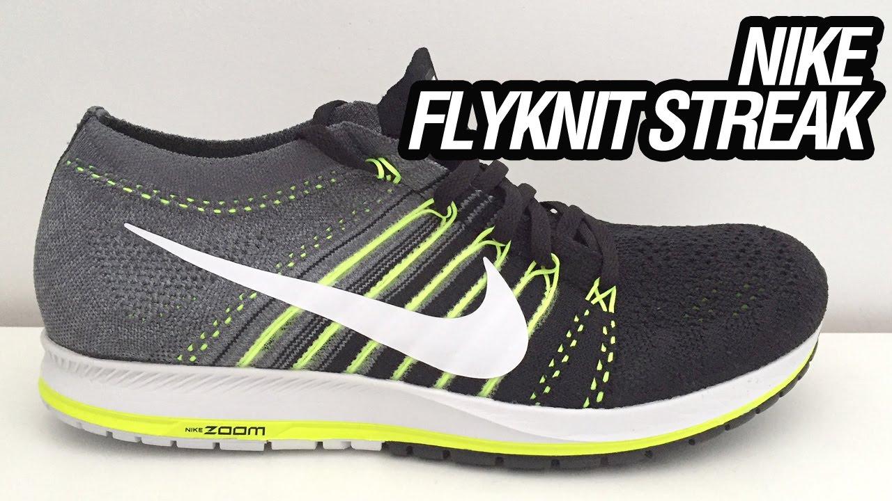 ebb70436588a Nike Flyknit Streak (Unboxing) - YouTube