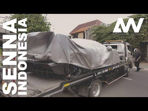 SENNA KAMI YANG AKHIRNYA DATANG! | MCLAREN SENNA INDONESIA | Daily Auto Life