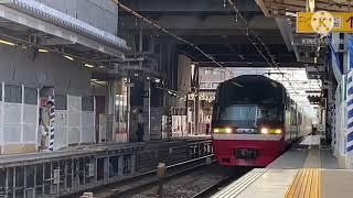 『1700系,ミュージックホーン,爆走する特急車両あり』名鉄新安城駅撮影前半パート