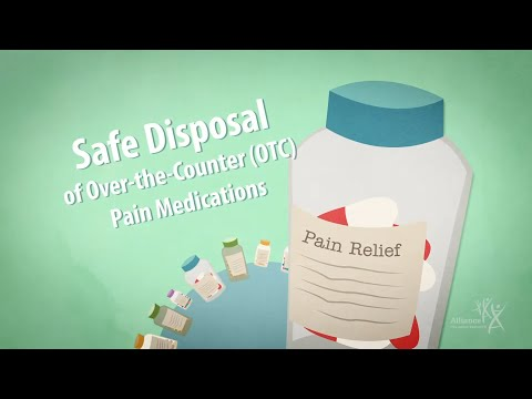 safe-disposal-of-over-the-counter-pain-medications