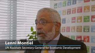 UN head of economic development on new World Economic Situation and Prospects 2017 report