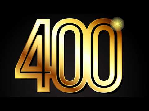 Our 400th Show!