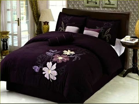 Purple Bed In A Bag