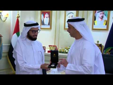 Lt. General HH Sheikh Saif bin Zayed Al Nahyan honors Sahara Centre for its role in the community