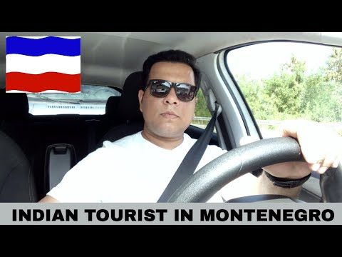 Indian Tourist in Montenegro| Car Rental | Border Crossing| Kotor Old Town| Most Scenic Drive