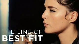 "Jessie Ware performs ""Wildest Moments"" for The Line of Best Fit"
