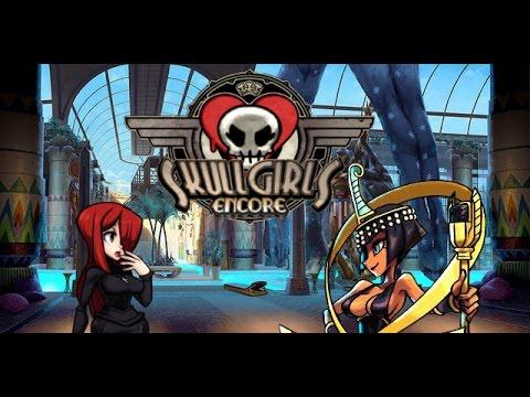 Skullgirls Encore Online Battles: Where Art Thou Eliza?