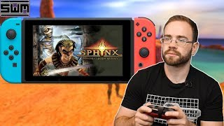 Should You Buy Sphinx And The Cursed Mummy On Nintendo Switch?