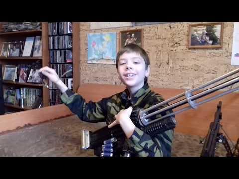 Оружие Для Детей 10 - 12 лет 🔴 Самодельное оружие для детей своими руками - Самоделки Топ Самоделок