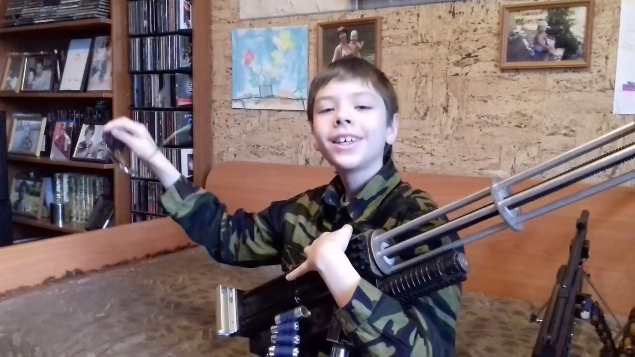 Оружие Для Детей 10 - 12 лет 🔴 Самодельное оружие для ...