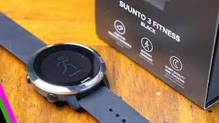 Suunto 3 Fitness Unboxing and First Impressions