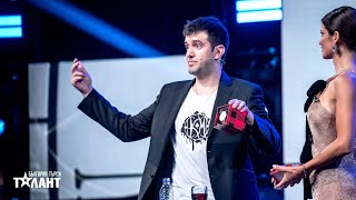 Крис Меджик | Полуфинал | България търси талант 2021
