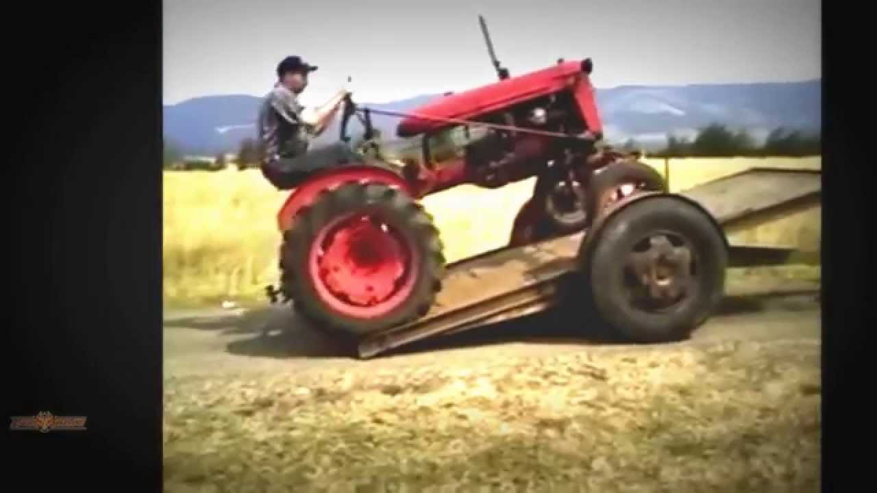 Tractor Fails Compilation 2015