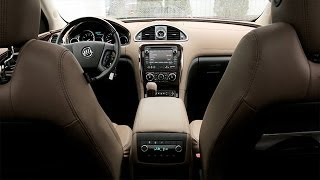 2014 Buick Enclave Interior Review