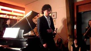 Michael Barimo-whistler. Mozart-Queen of the Night Aria