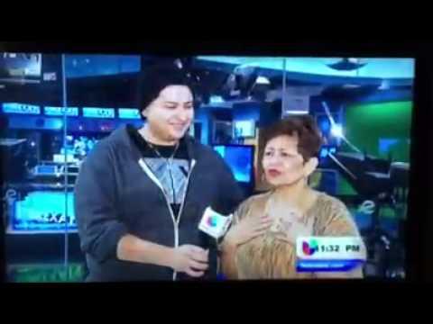 La Tia Maria en Univision
