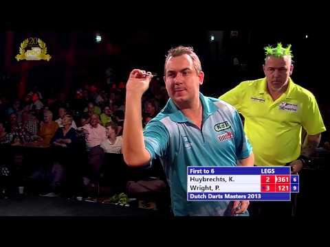 Dutch Darts Masters Quarter Final - Kim Huybrechts vs Peter Wright