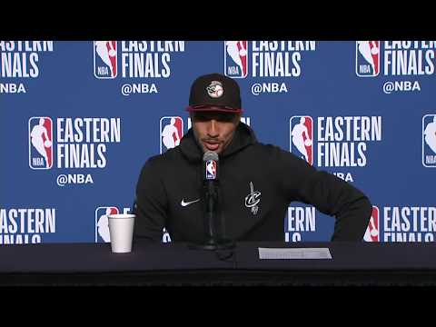 George Hill Postgame Interview | Celtics vs Cavaliers Game 6