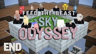 FTB Sky Odyssey Ep. 26 END GAME!