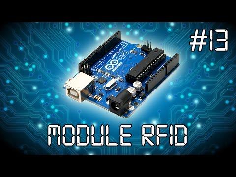 ARDUINO #13 : Module RFID [tuto En Français]