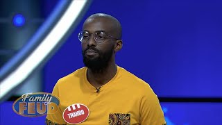 How quick is quick FOR THAT FAST MONEY!! | Family Feud South Africa