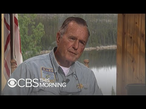 Remembering George H.W. Bush's life of service