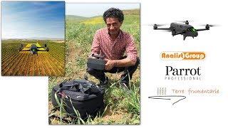 Drone Agricoltura: innovazione e qualità di Terre Frumentarie