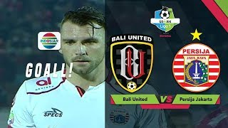 Download Video Goal Marko Simic - Bali United (0) vs (2) Persija Jakarta | Go-Jek Liga 1 Bersama Bukalapak MP3 3GP MP4