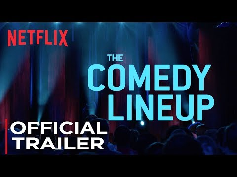 The Comedy Lineup: Stand-up Special   Official Trailer [HD]   Netflix