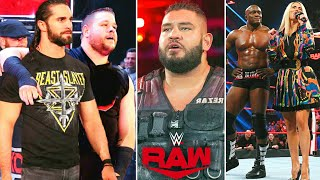 WWE Monday Night Raw December 9, 2019 Highlights Preview | WWE Raw Highlights 9/12/19 | Seth Rollins